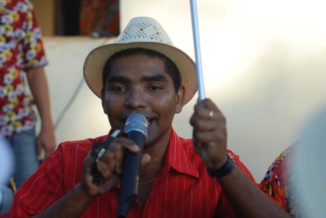 Mestre Carlos Antônio